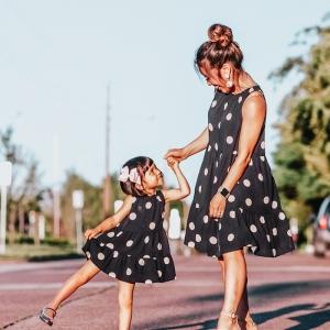 Tenue mère-fille - comment réussir ses looks à deux