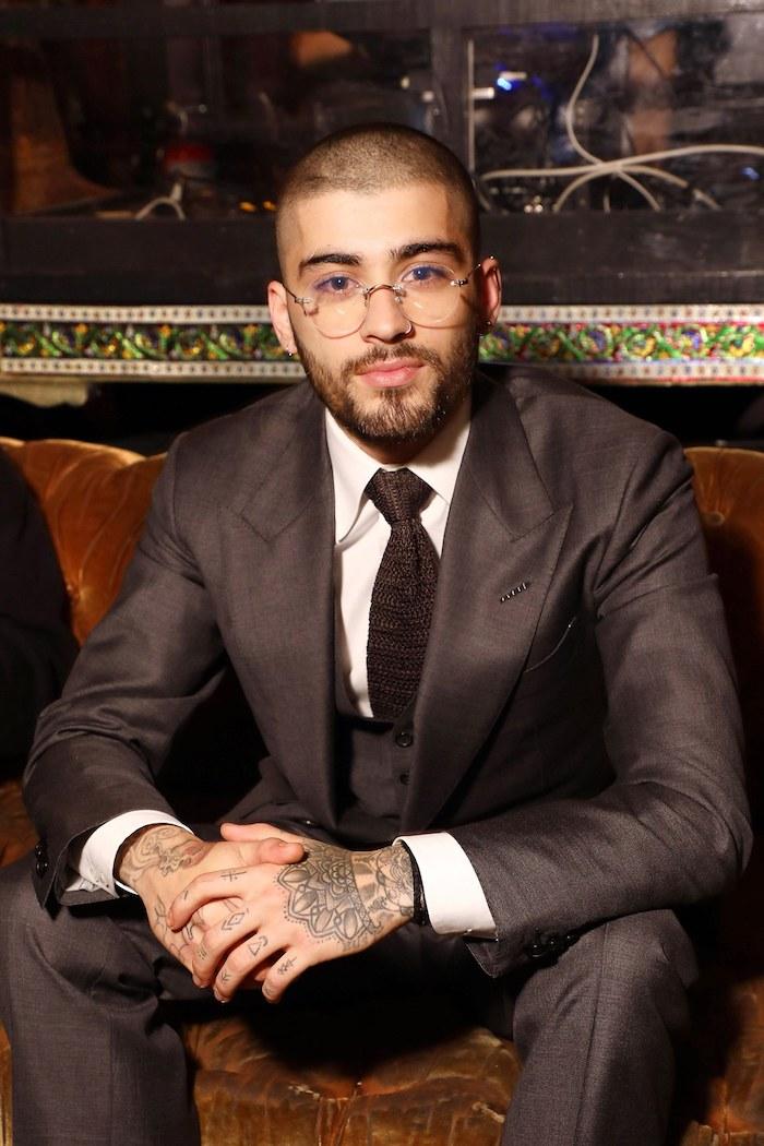 Zayn costume graphite cool idée tenue classe homme, style vestimentaire homme en costume deux pièces