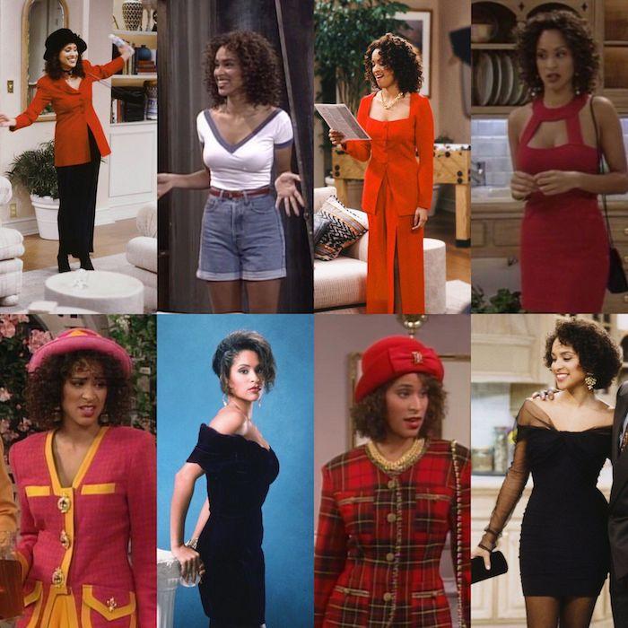 Les femmes des années 90, le style à s'inspirer, idée tenue année 90 les tendances qui se répètent aujourd'hui