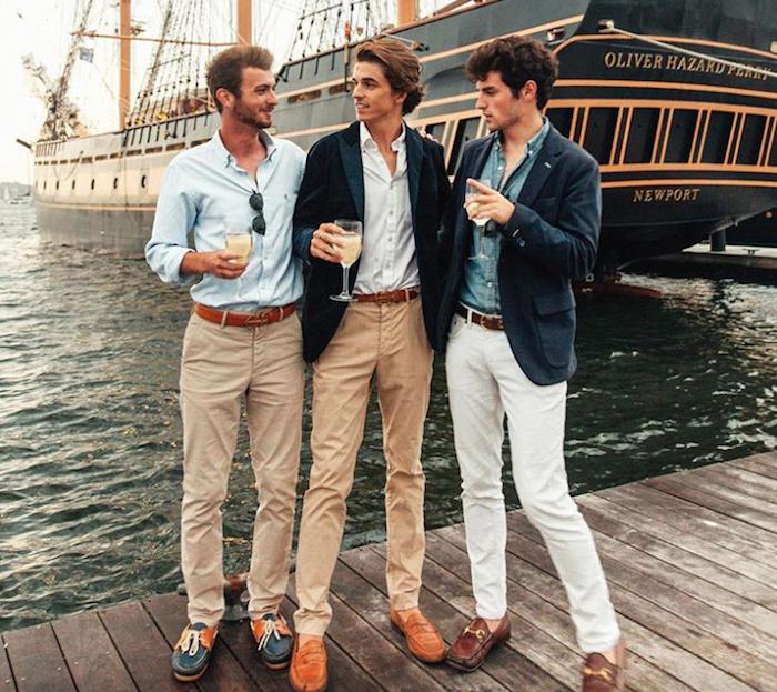 Le style parfait pour les collègues casual style, comment s'habiller aujourd'hui mode homme idée