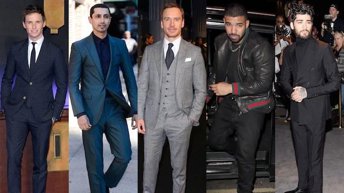 Look homme 2020, comment s'habiller bien et avoir de classe, idée des hommes célèbres inspiration que porter pour le look chic