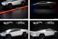 Mattel lance une version télécommandée du Tesla Cybertruck