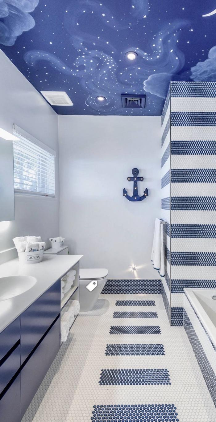Idees Deco Salle De Bain Carrelage ▷ 1001 + idées comment aménager la salle de bain enfant