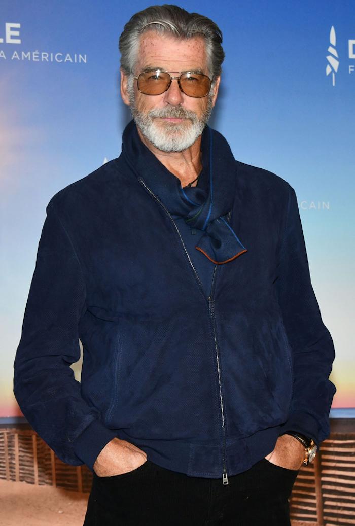 Pierce Brosnan tenue classe, homme qui a de style, tenue classe homme, style vestimentaire homme