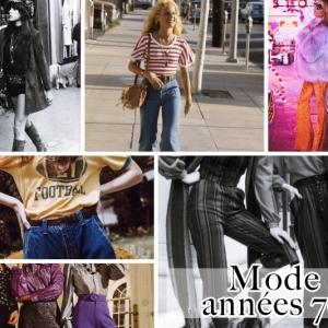 Mode année 70 : les éléments clés à adopter dans son look 2020