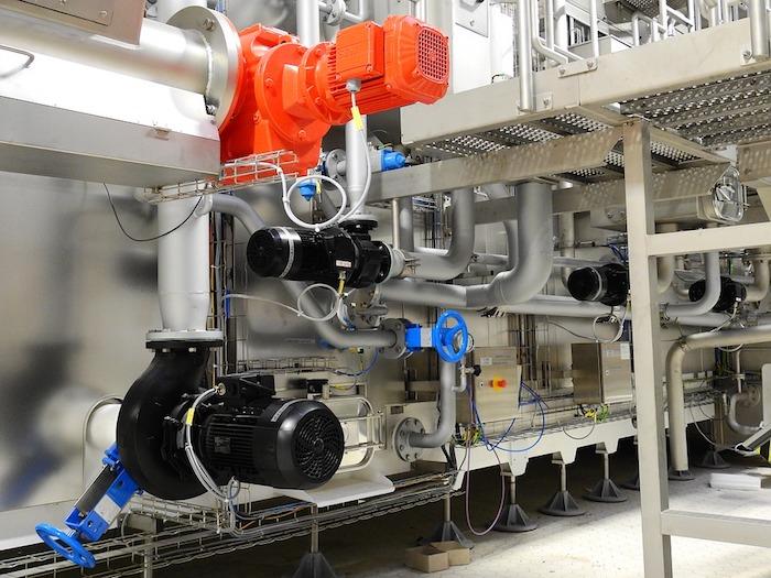 Fabrication industrielle utilisation des aciers inoxydables, profile inox