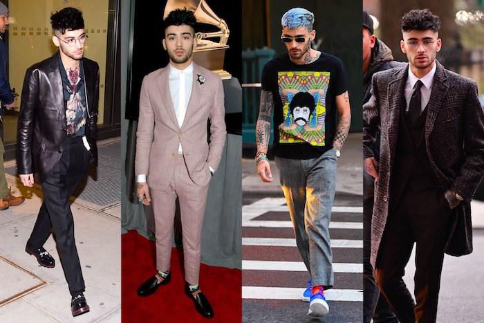 Comment s'habillent les hommes célèbres, tenue casual, vetement homme classe idée tenue tendance