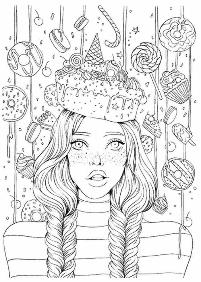 1001 Pages De Coloriage Anti Stress Pour Garder L Esprit Positif