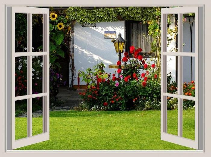 Bien ouvrir ses fenêtres pour avoir une bonne odeur dans sa maison