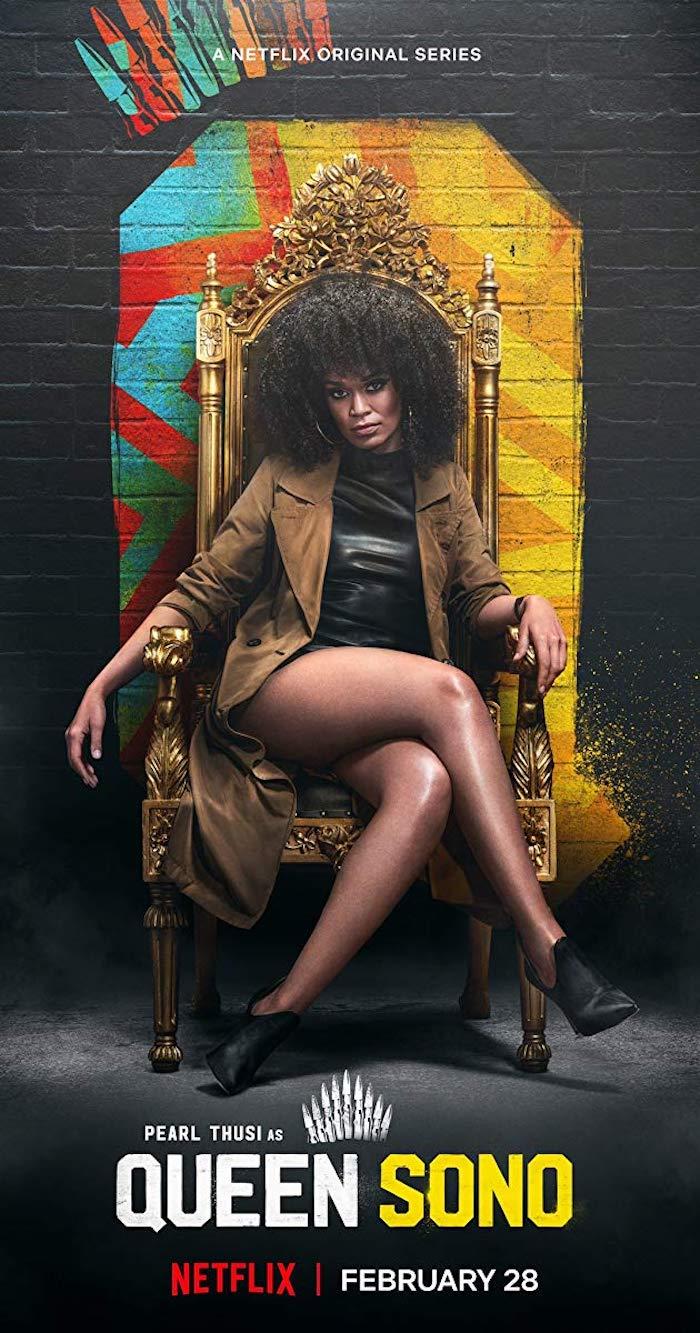 Netflix a inauguré son développement africain avec le lancement de la série sud-africaine Queen Sono
