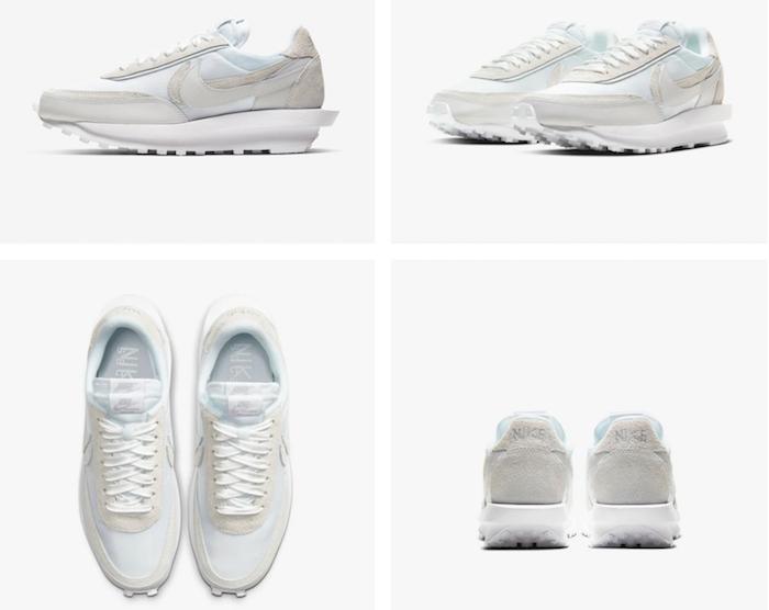 La chaussure Nike x Sacai LDV Waffle dessinée par Chitose Abe ressort en mars 2020