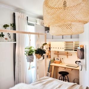 Projet home office : comment aménager un bureau de chambre ou salon