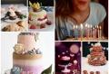 Gâteau d'anniversaire adulte pour femme – les plus belles images pour s'inspirer
