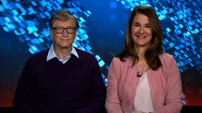 Avec leur fondation, Bill Gates et son épouse font don de 50 milions de dollars à la recherche contre le coronavirus