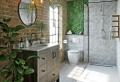 La salle de bain verte – comment bien l'aménager