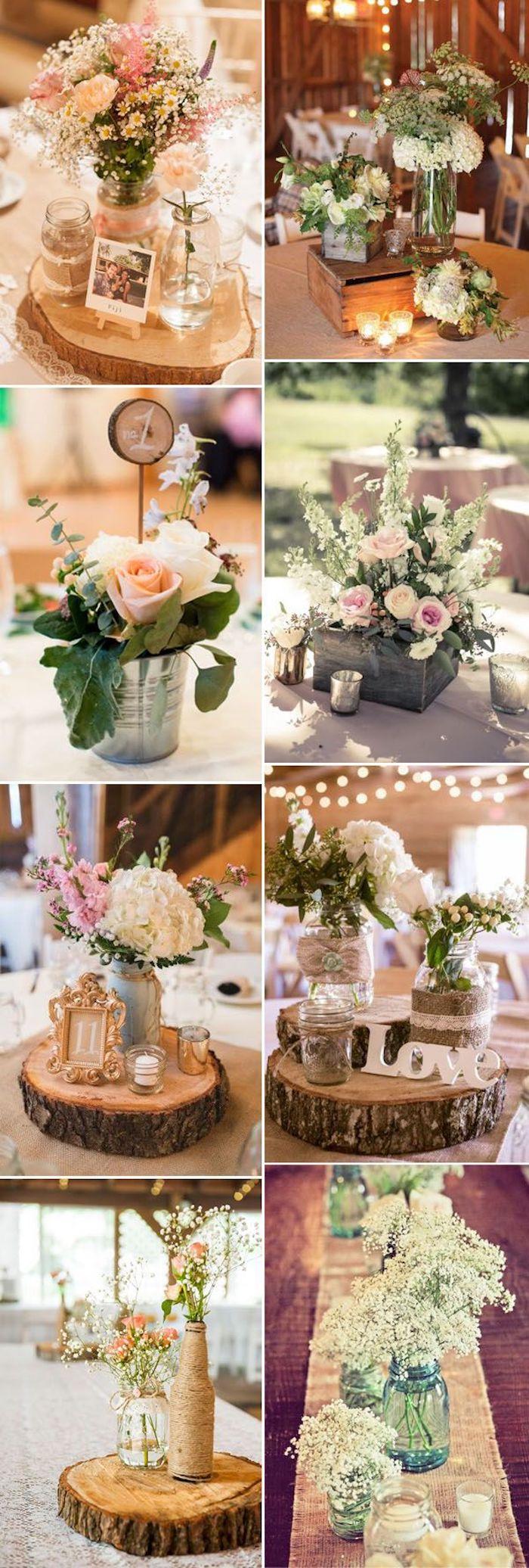 Belle deco mariage champetre a faire soi-meme, fleurs couleurs pastel mariage champetre chic avec chouettes décoraions