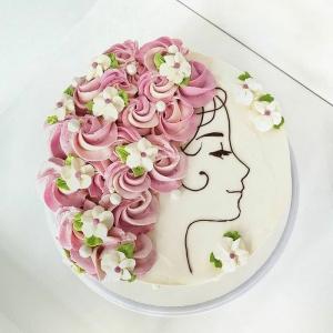 Gâteau d'anniversaire adulte pour femme - les plus belles images pour s'inspirer