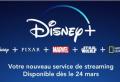 Disney Plus dévoile son catalogue pour la France