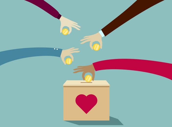 Les célébrités du monde entier appelent aux dons et commencent à signer des chèques