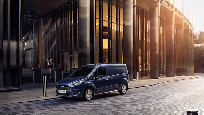 Ford annonce l'arrivée d'une version 100% électrique de sa gamme Transit