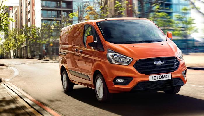 Ford annoncé que la son populaire utilitaire Transit disposera d'une version 100% électrique d'ici 2021