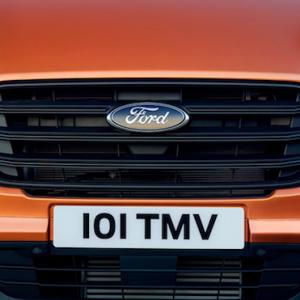 Ford annonce un Transit 100% électrique