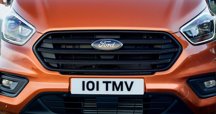 Le célèbre Ford Transit sera disponible en électrique d'ici 2021 annoncé Ford