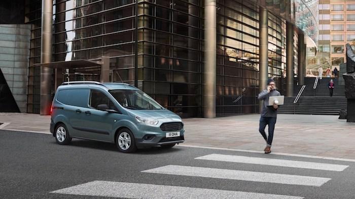Le Transit de Ford disposera d'une version 100% électrique d'ici 2021, a annoncé Ford