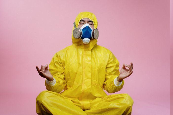 garder le calme pour combattre la pandemie de coronavirus, comment se protéger du corobavirus techniques simples