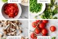 Plusieurs idées de repas de midi à inclure dans votre menu de la semaine équilibré
