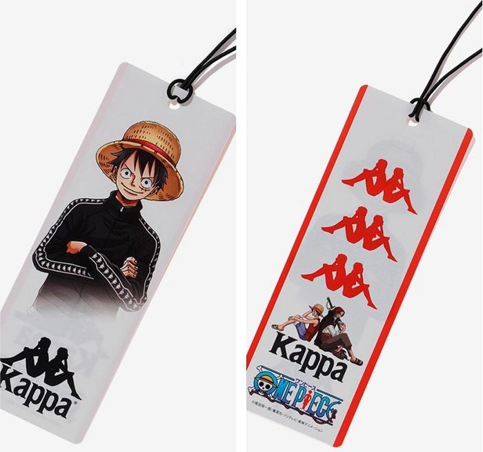 Kappa lance une collection limitée en collaboration avec le manga japonais One Piece