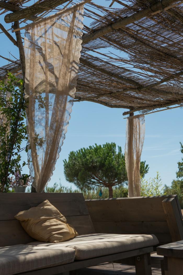 Pour quel type de pergola faut-il opter, installez une pergola pour profiter du soleil et ne pas avoir trop chaud