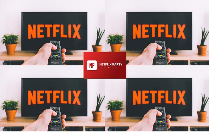 netflix Party permet de synchroniser le visionnage d'un programme entre différents utilisateurs