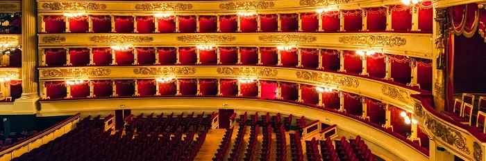 l'opéra de Paris propose une rediffusion de ses concerts comme paliatif à l'enfermement