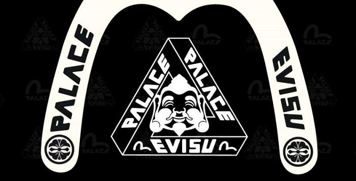 Palace Skateboards annonce la collaboration Palace x Evisu avec deux vidéos sur Instagram