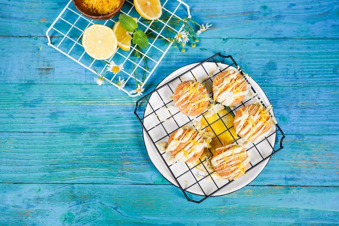 petite dejeuner keto simple cookies citron moelleux simples a faire avec des farines sans gluten et sans sucre blanc