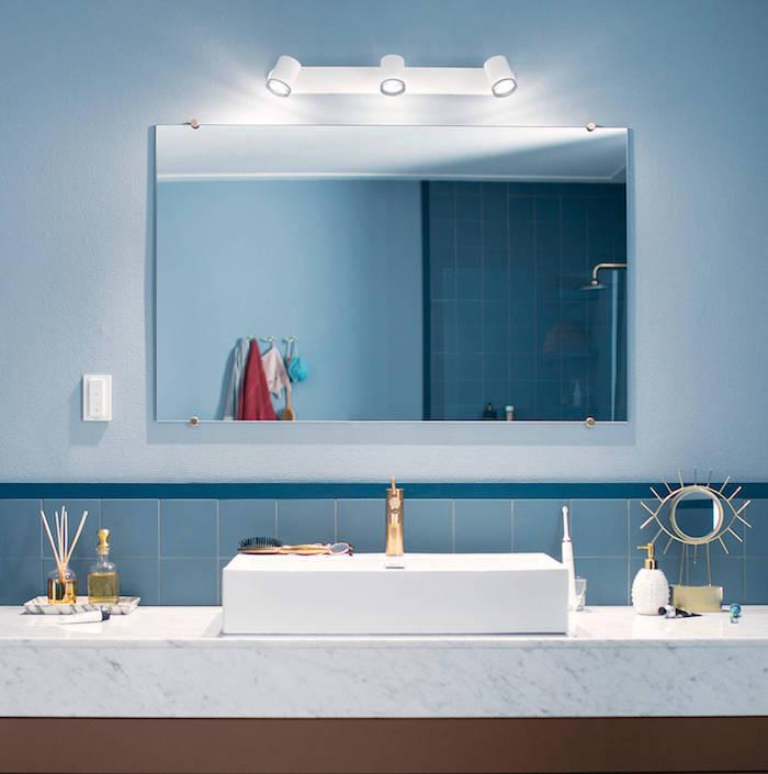 Découvrez des conseils pour choisir le spot LED idéal pour sa salle de bain et les normes qui s'imposent à son installation
