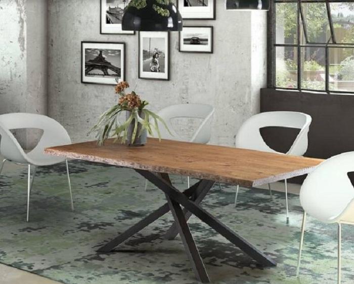 Bois, métal, céramique, toutes les matières et tous les styles pour choisir sa table tendance