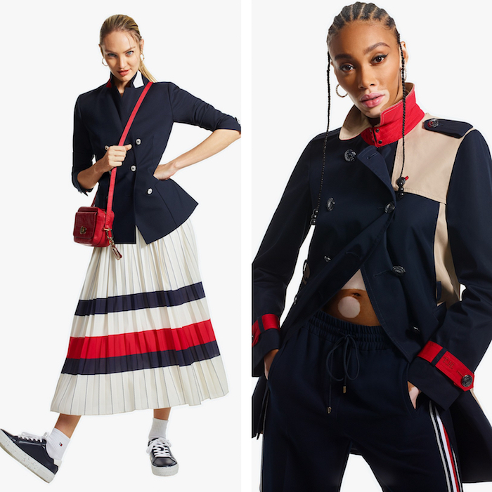 Tommy Hilfiger lance sa nouvelle collection printemps Icons Spring 2020