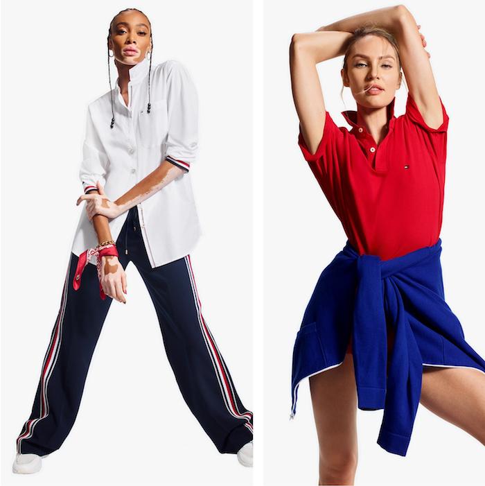 Tommy Icons, la nouvelle collection féminine 2020 de chez Tommy Hilfiger