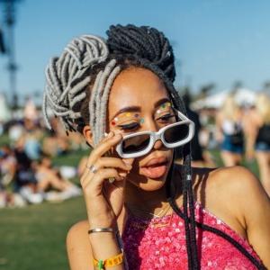 Le maquillage Coachella - 89 idées et tutos faciles pour réussir son look de festival