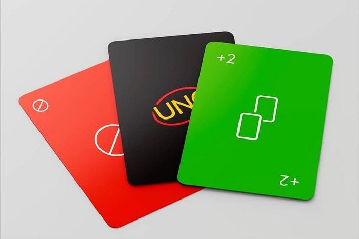 UNO Minimalista, une version design et minimaliste du célèbre jeu de chez Mattel