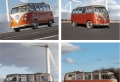 Volkswagen et eClassics dévoilent l'e-Bulli