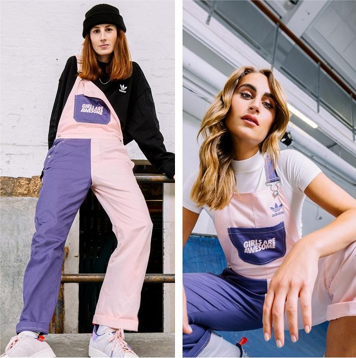 La collaboration Girls Are Awesome x Adidas est de retour en avril 2020 avec une nouvelle capsule inclusive