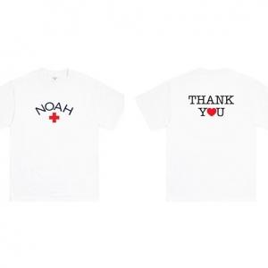 La marque NOAH lance un tee-shirt au profit des soignants