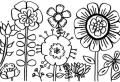 Coloriage de printemps – occupez les enfants avec un dessin mignon à imprimer et colorier