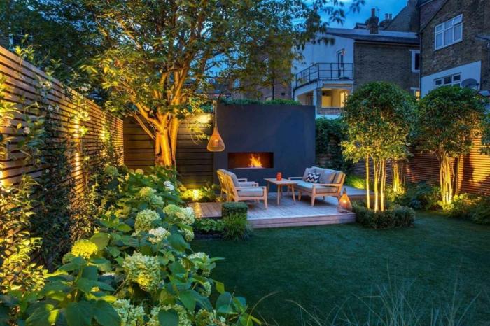 Jardin entretenu, comment bien préparer son extérieur pour l'été, soirée été magique