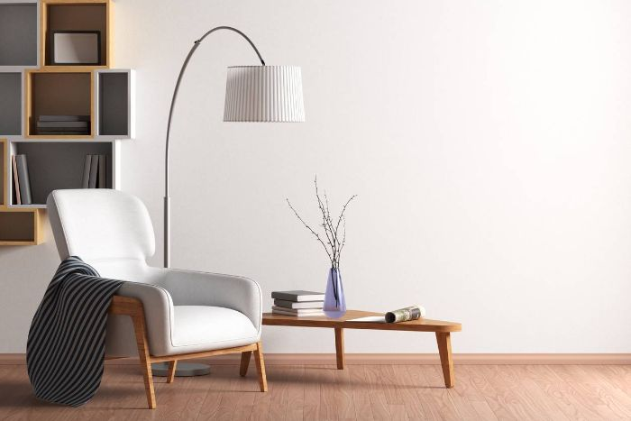 idée comment aménager un salon contemporain aux couleurs neutres et mobilier minimaliste