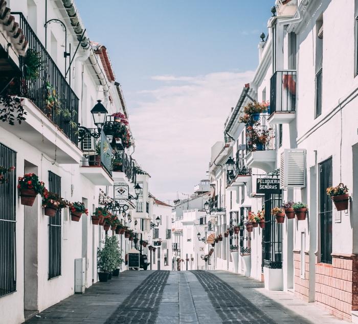 idée que voir en Espagne, organiser une visite des villages blancs d'Andalousie, visiter l'Espagne