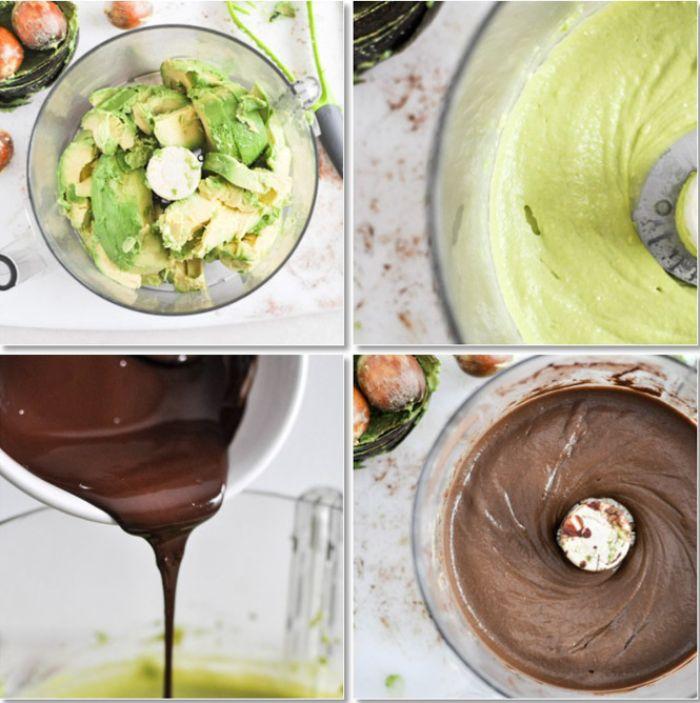 tutoriel comment préparer une mousse au chocolat légère sans produits animaux